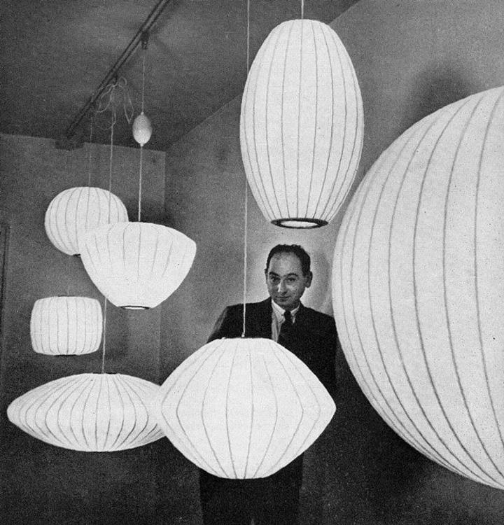 Nelson Bubble / Saucer Lamps