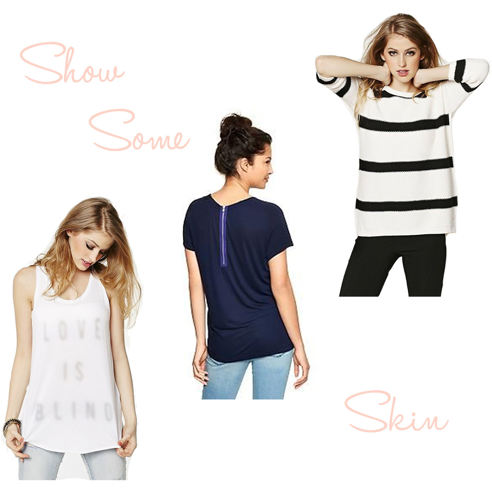 Spring/Summer Tops - On Sale! Via 204 Park