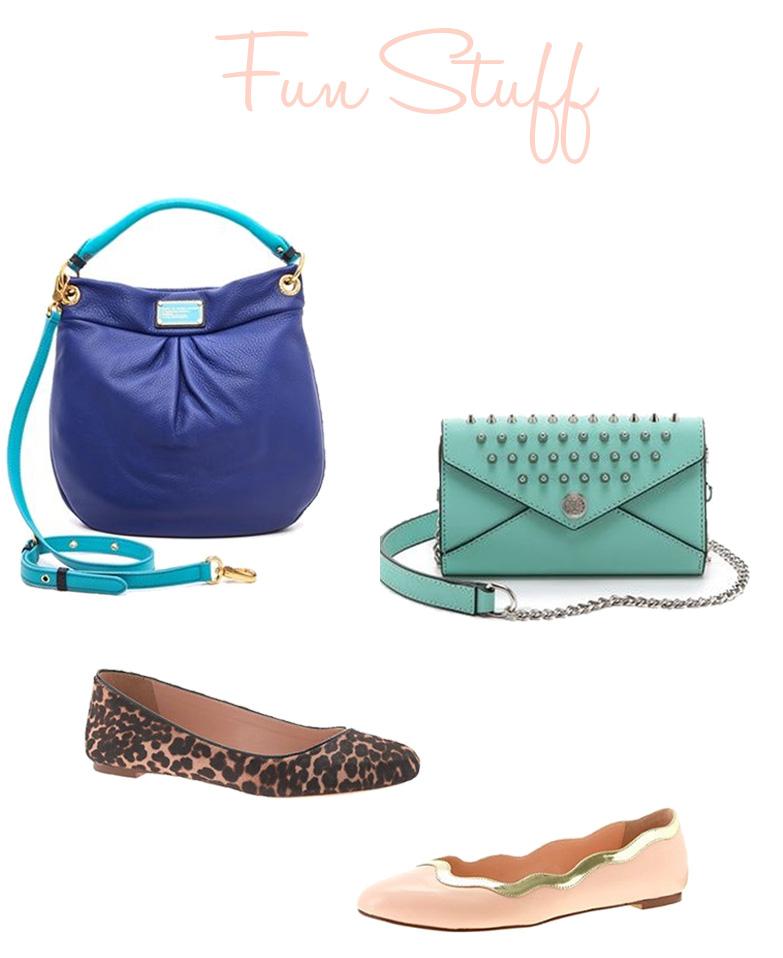 Spring/Summer Bags and Shoes - On Sale! Via 204 Park