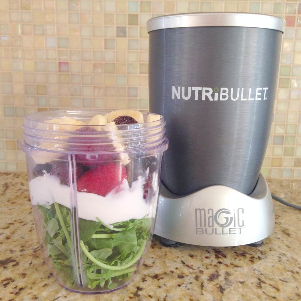 nutribullet food