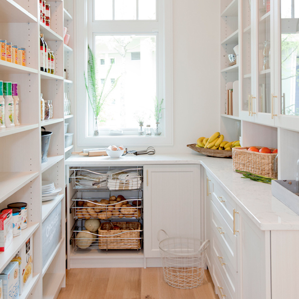 Pantry Styling