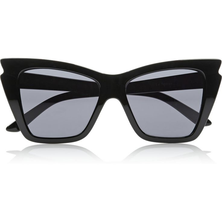 Statement Cat Eye Sunnies - www.204park.com