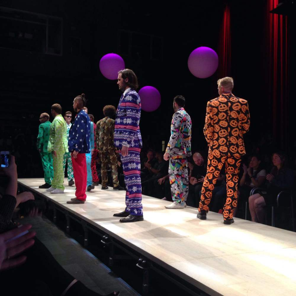 Western Canadian Fashion Week 2014