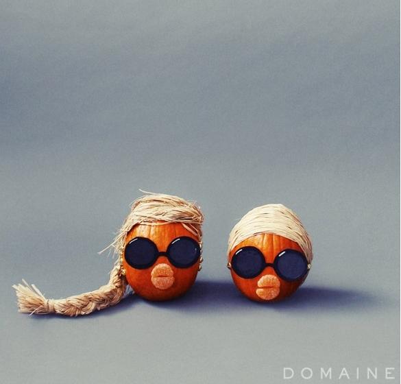Celebrity Halloween Pumpkins