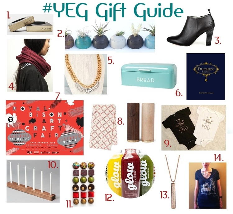 edmonton gift guide