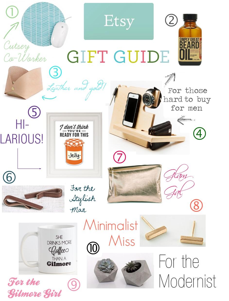 etsy gift guide