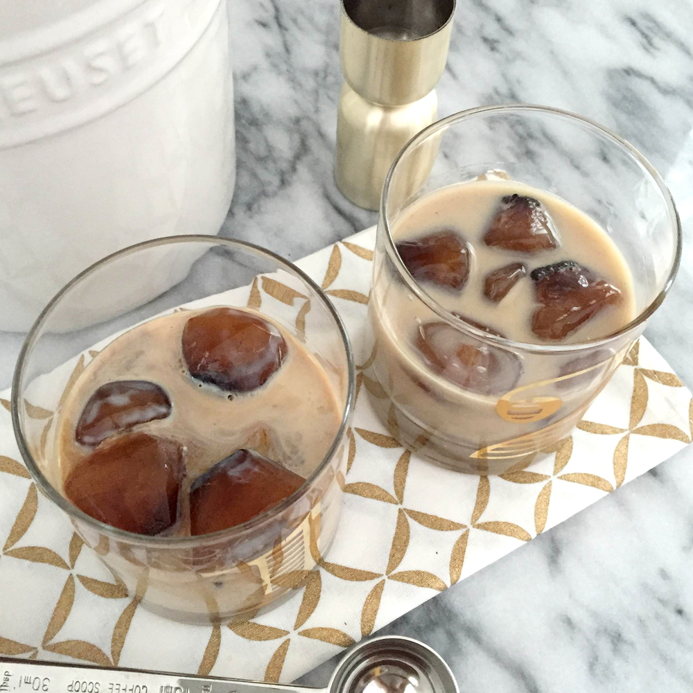 Dranks: Vanilla, Baileys, And Coffee Cocktail