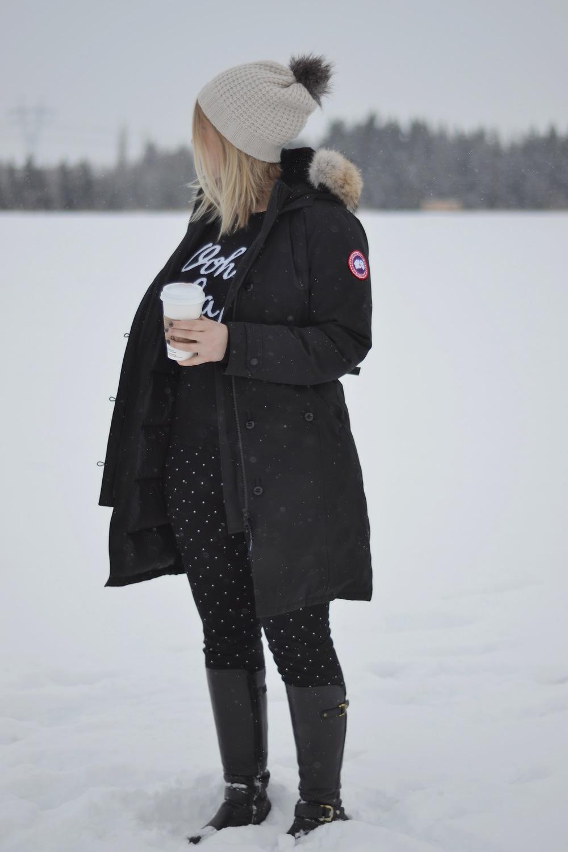 canada goose jacket