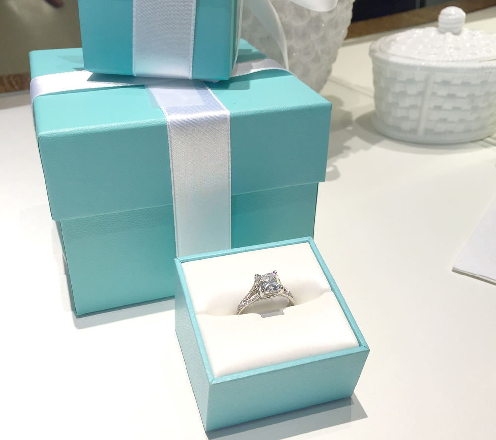 Tiffany Engagement Ring - 204 Park
