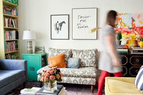 Image  Via Home Decorating Ideas