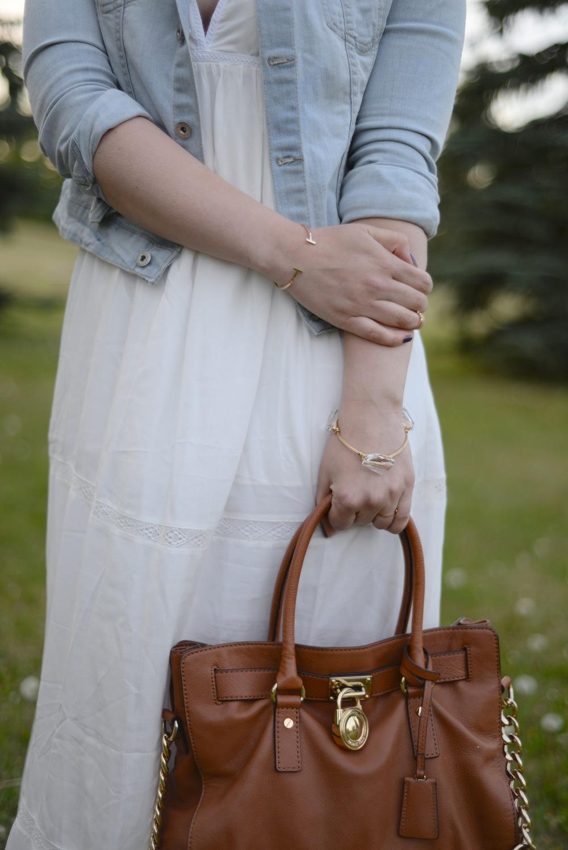 michael kors purse style