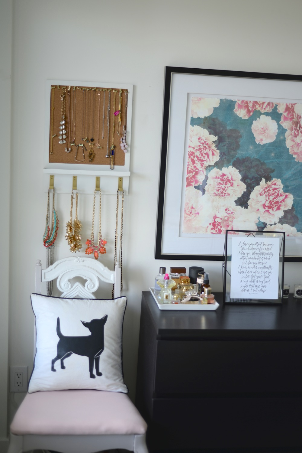 diy jewellrey storage