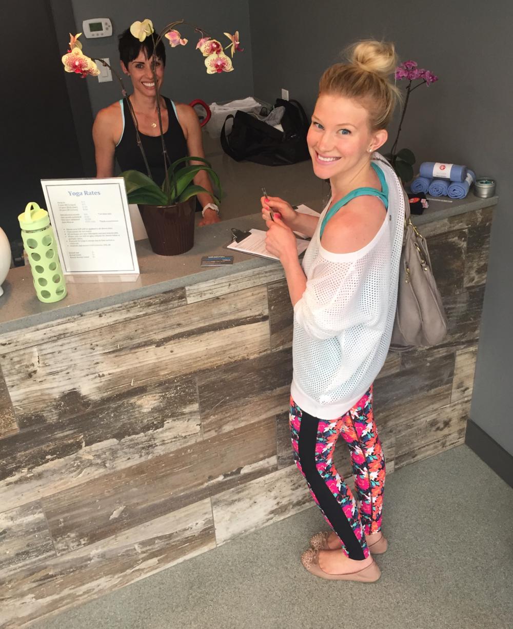 Edmonton Power Yoga (& Giveaway!)
