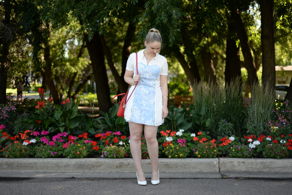dressometry white dress style