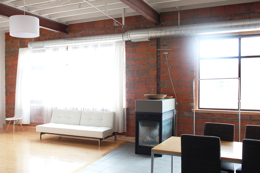 The Project Loft in Edmonton