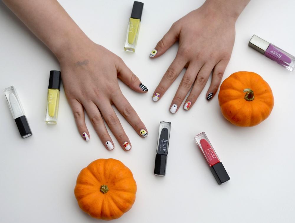 julep halloween manicure