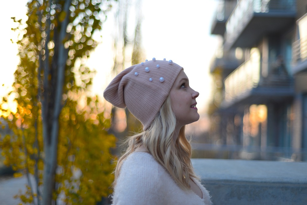 winter toque DIY