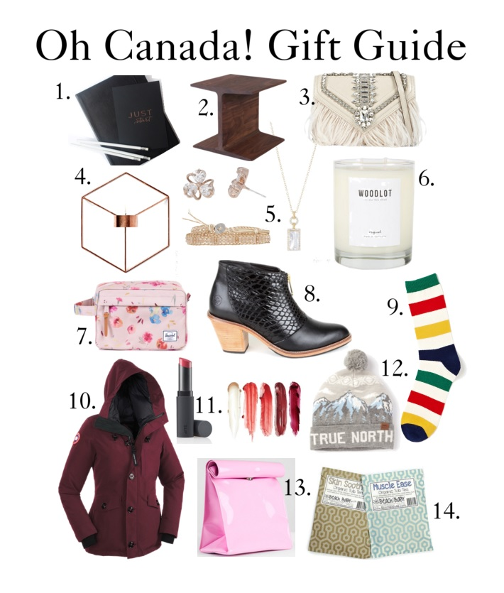 oh canada gift guide