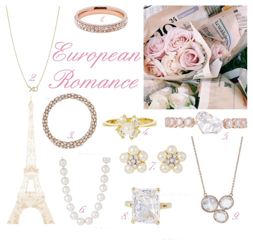 Romantic Jewelry