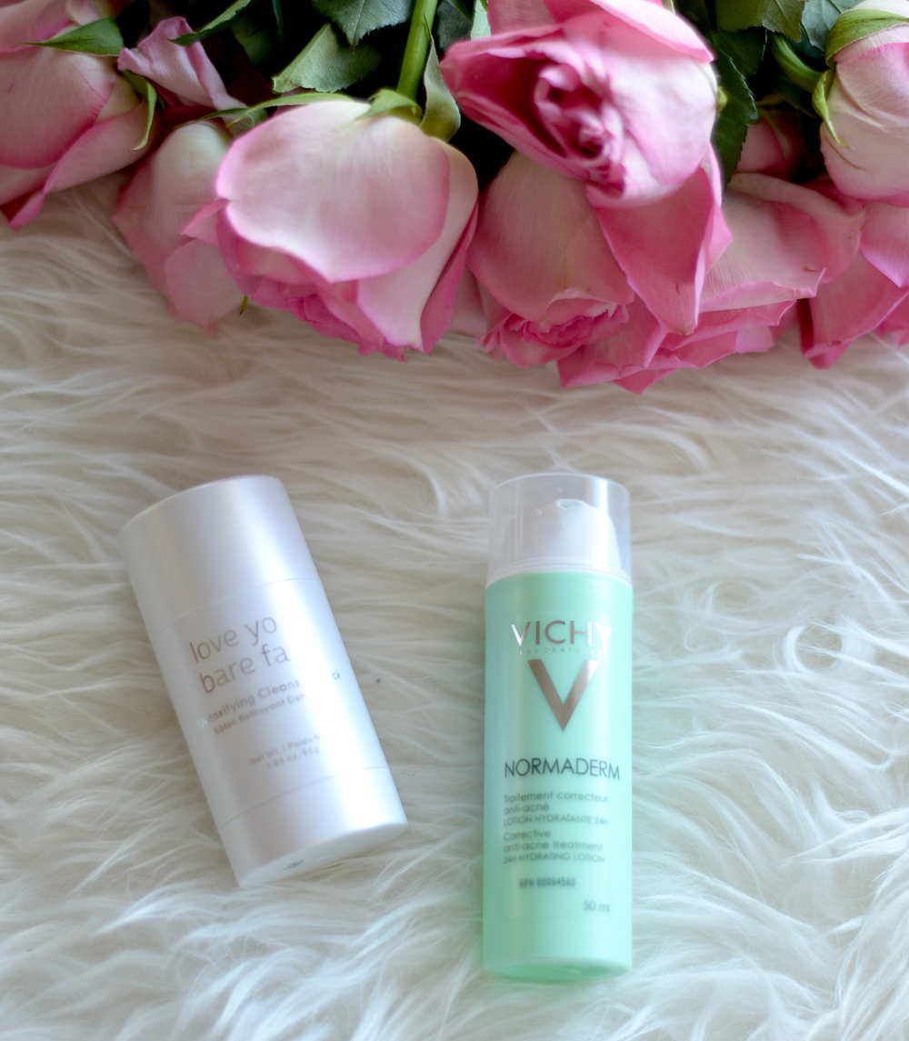 blogger skincare faves
