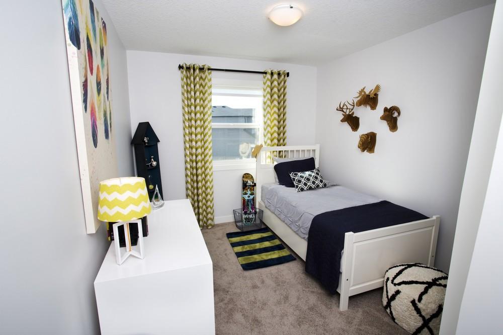 modern boys room