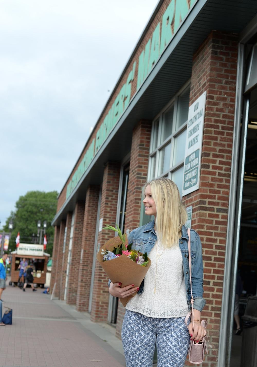 Old Strathcona Market