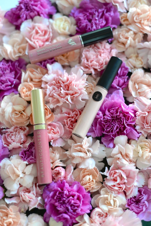 natural organic lipgloss