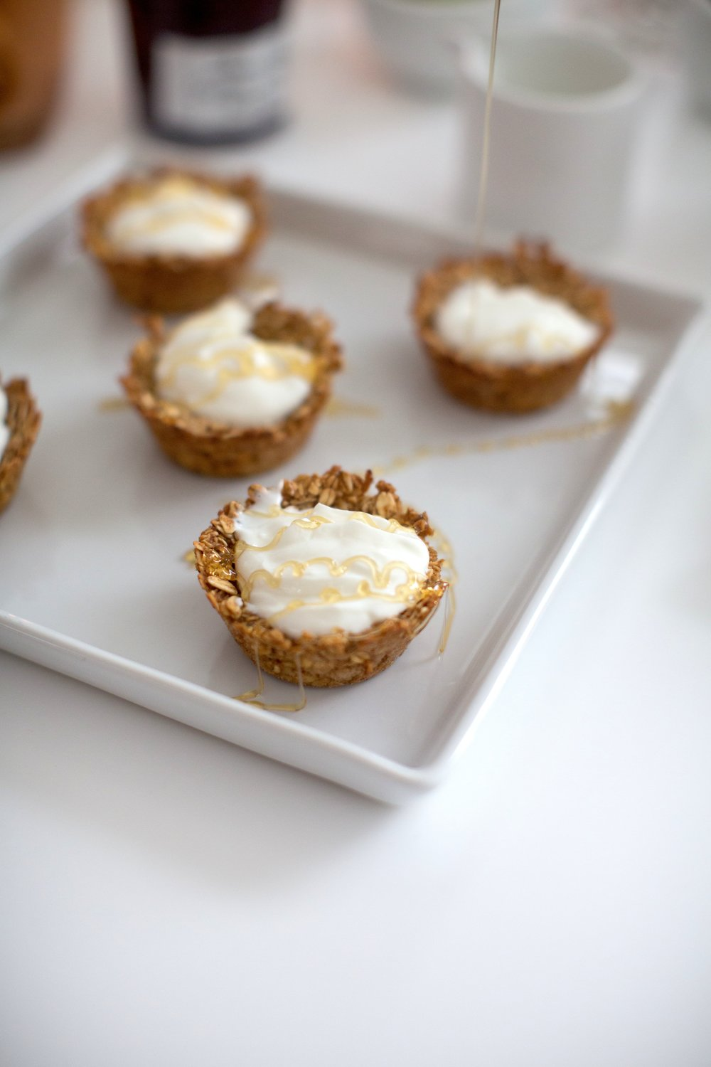 granola cups recipe