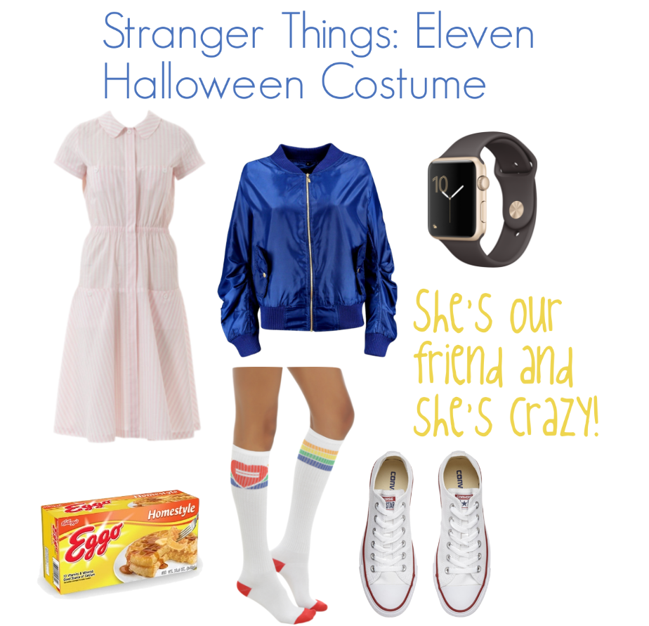 Eleven Stranger Things Costume