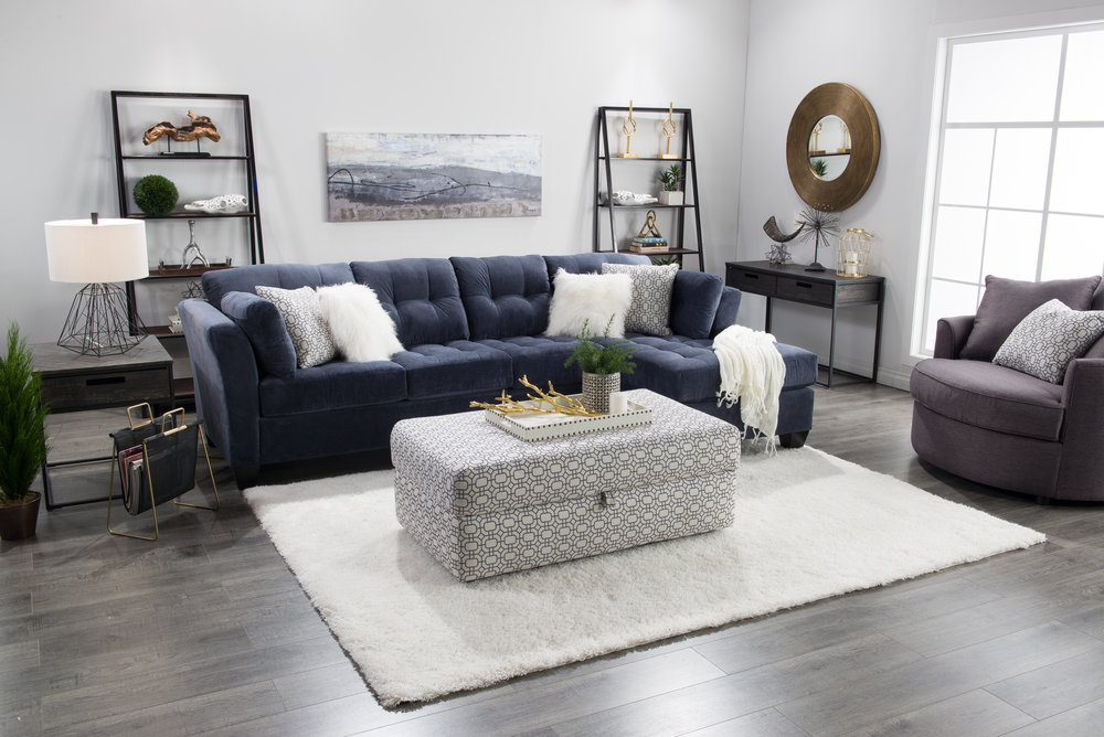 The Brick Custom Sectional
