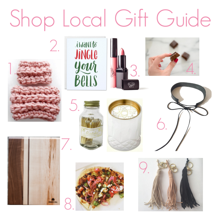 edmonton holiday gift guide
