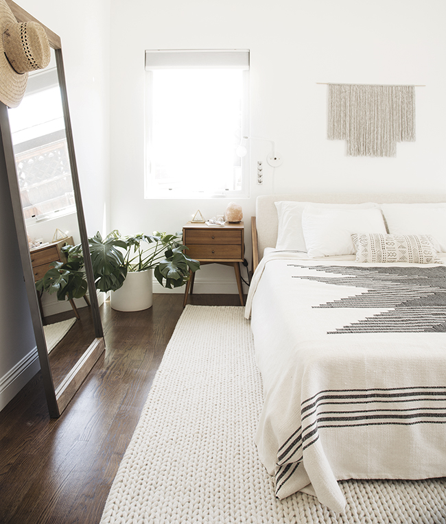5 Beautiful Minimalist Bedrooms