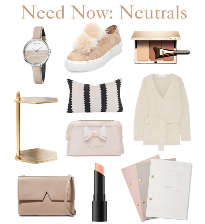 neutrals