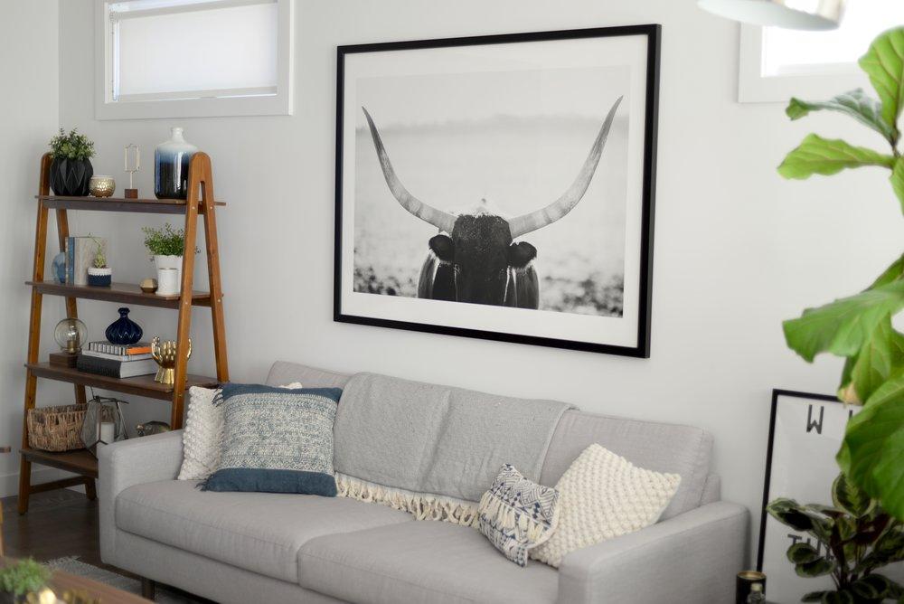 bull artwork