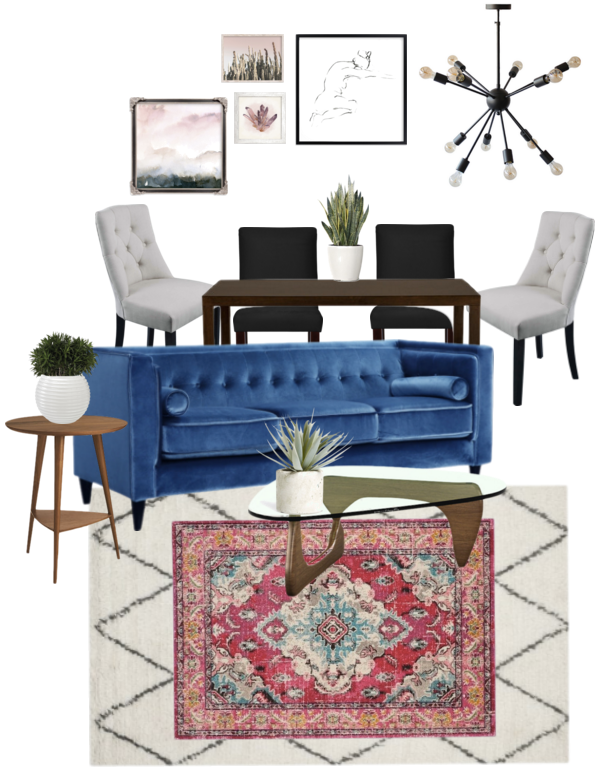 living room with blue sofa.png