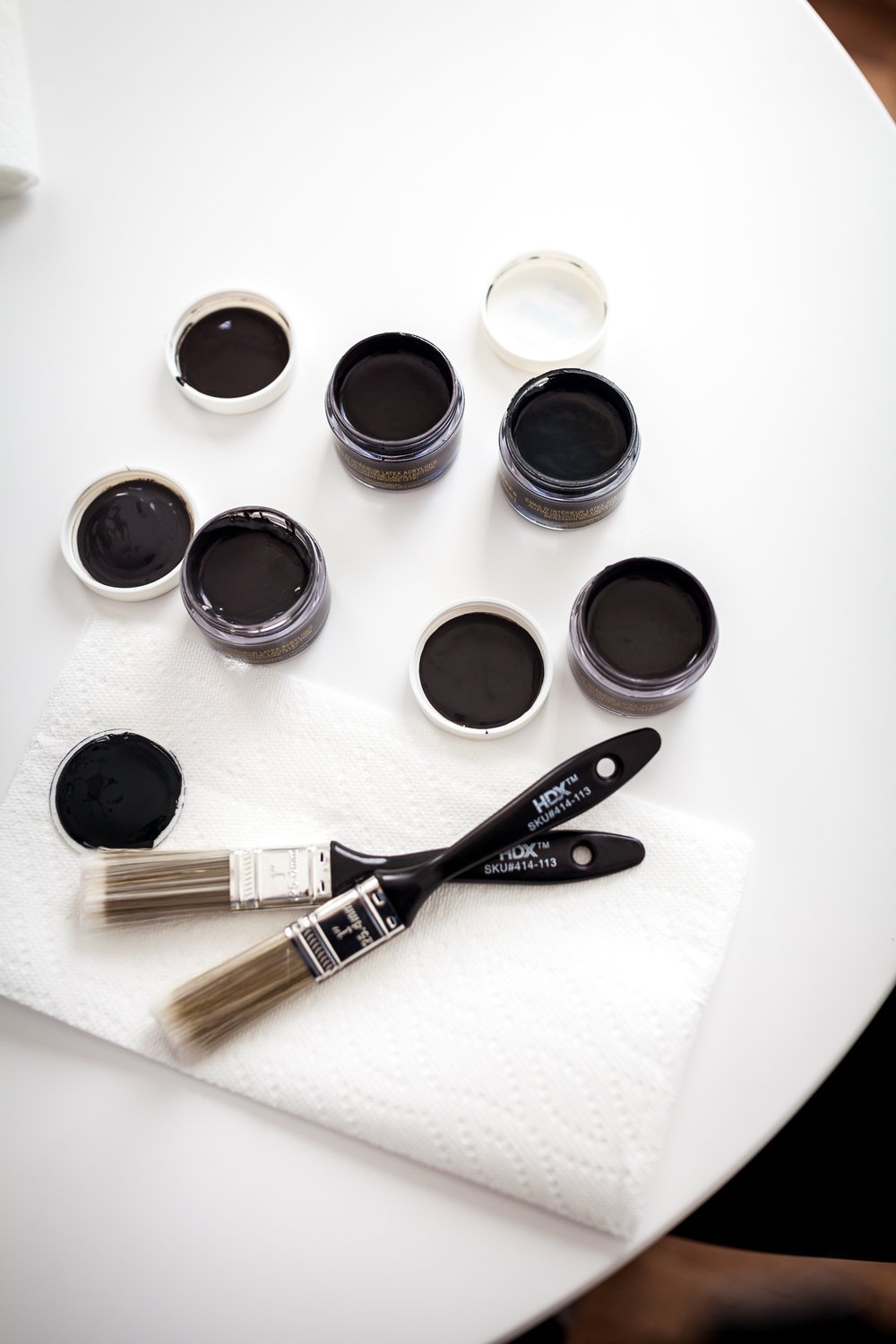 best black paint colors