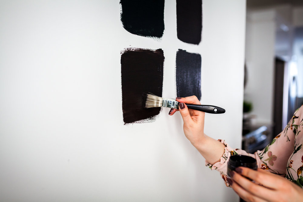 picking the best black paint