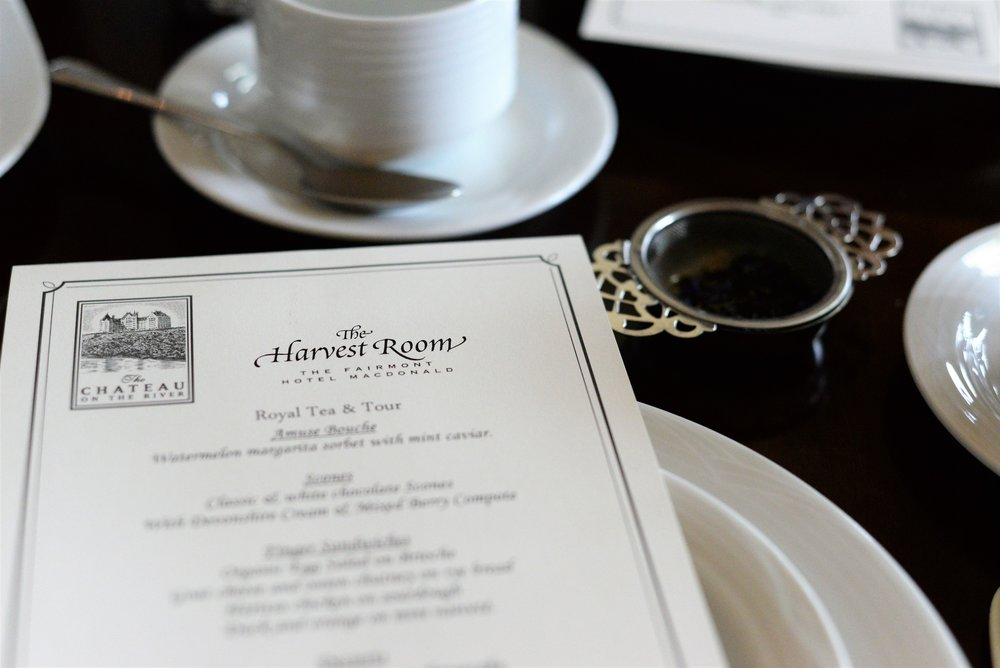 fairmont hotel macdonald high tea edmonton