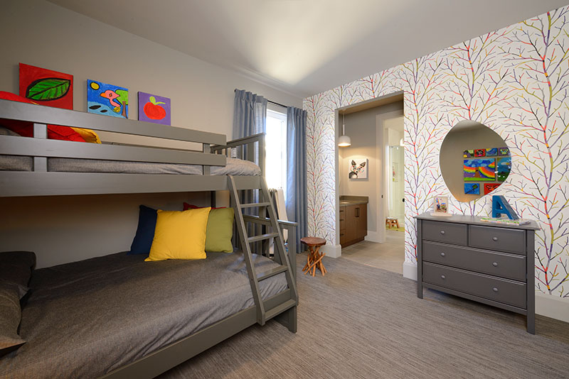modern kids bedroom design
