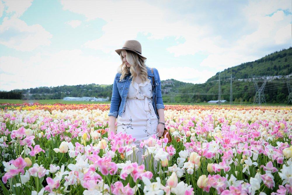 tulip festival, summer fashion