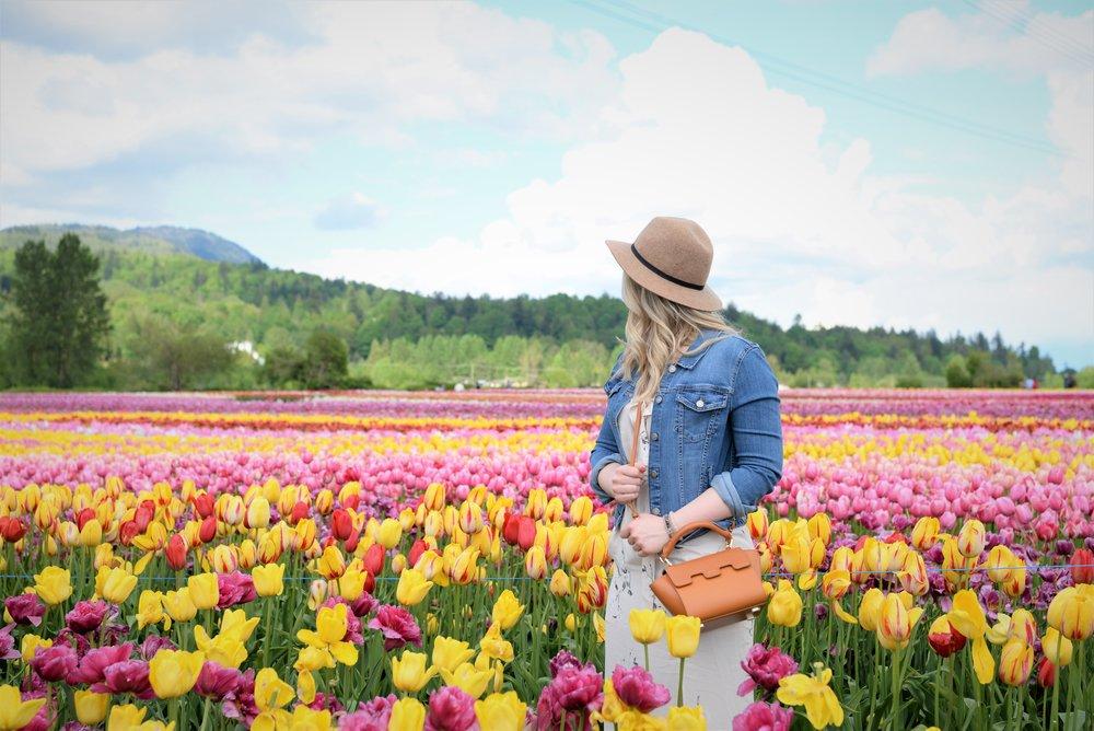summer fashion tulip festival