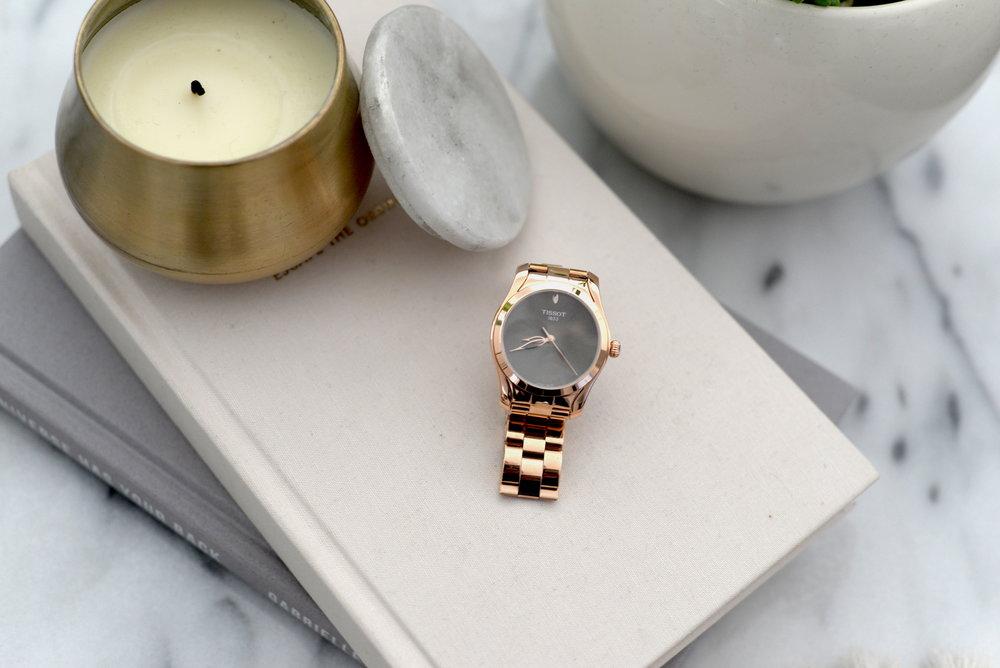 tissot women's watch