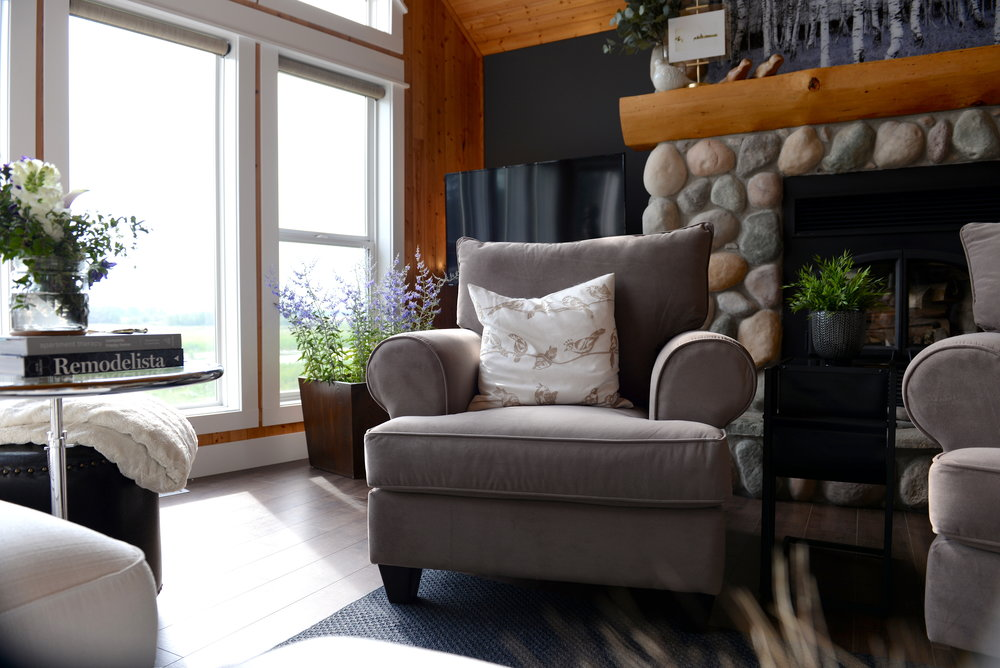 modern country design style