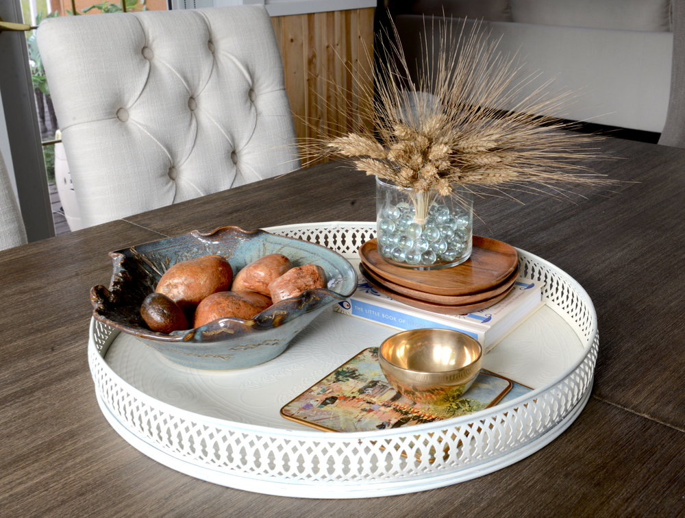 dining table styling tips