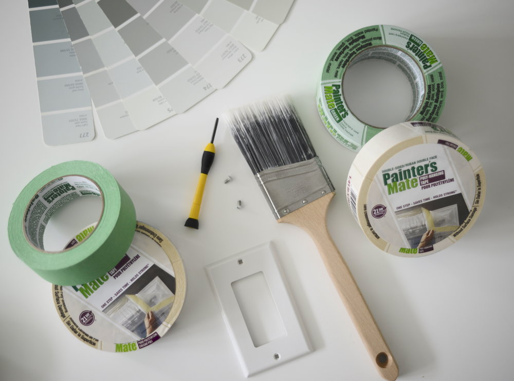 tips for painting a room