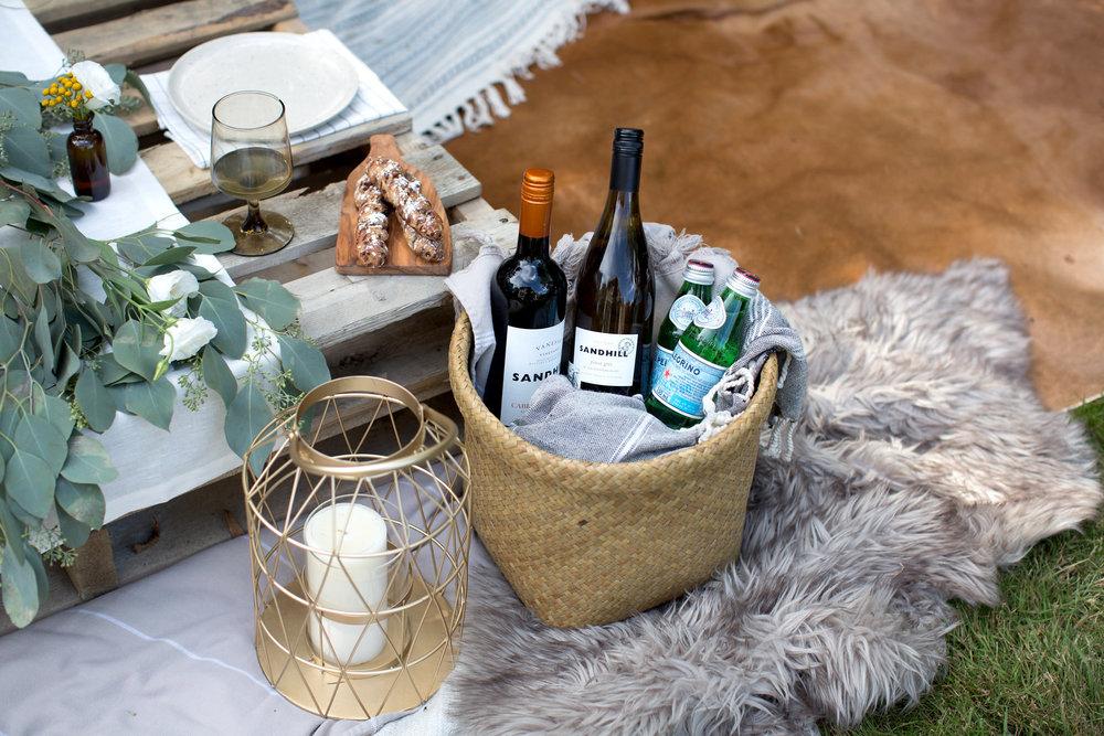 sandhill wine