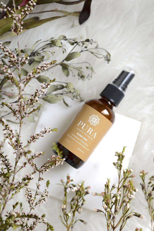 pura botanicals gypsy mist - canadian perfume company