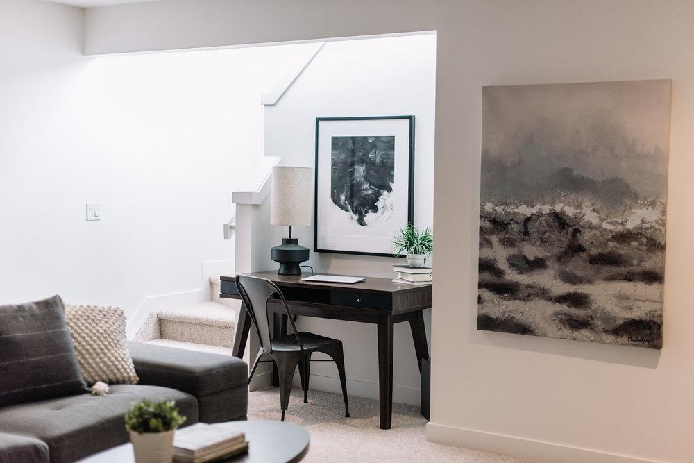 modern masculine office