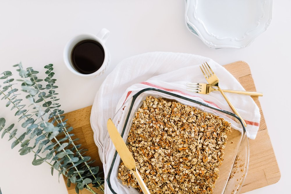 baked oatmeal, make ahead breakfast