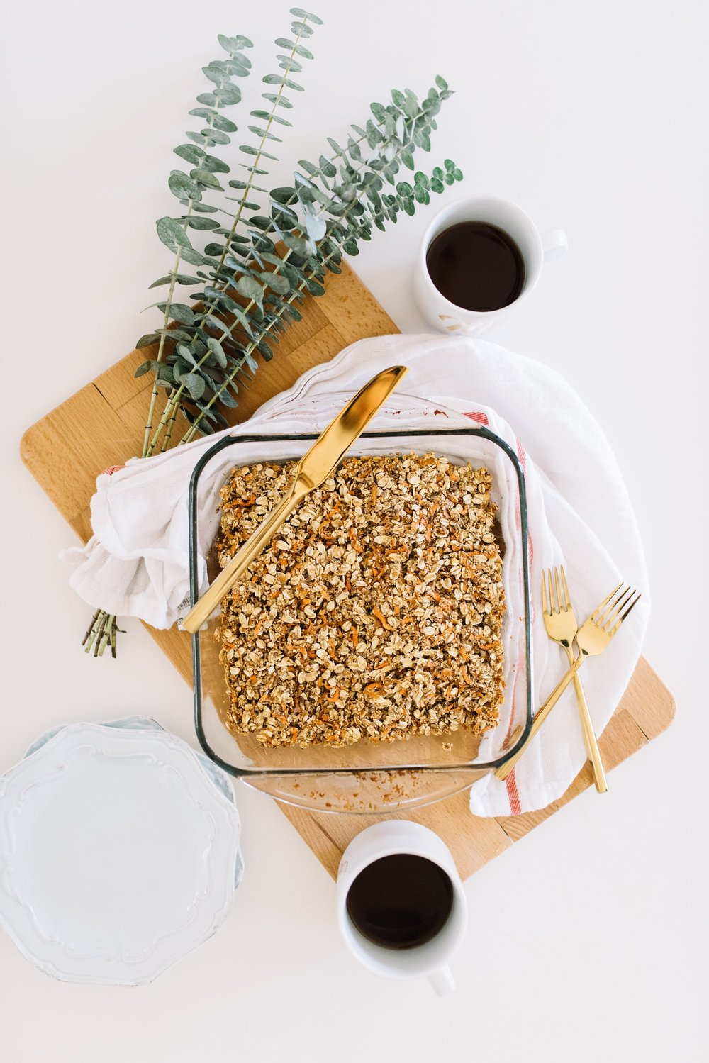 baked oatmeal recipe, healthy recipe